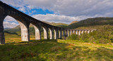 Glenfinnan Viaduct - the more usual side!