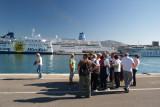 Split - trajektna luka