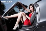 小羽•BENS SL500