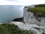Dover cliffs & harbour