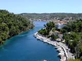 Paxos harbour