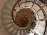Spiral steps - Arc de Triomphe