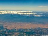 Central Valley and Sierra Nevada Range