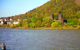 The Rhine at  Remagen