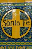 Ornate Station Tiling, San Diego