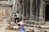 site d'angkor TA PROHM