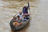 cambodge sur le lac tonle sap