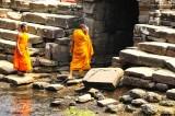 moines à NEAK PEAN