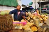 marché de Vientiane