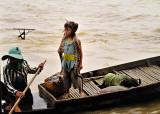 Sur le lac Tonle sap