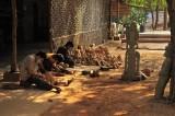 Angkor,les tailleurs de pierre