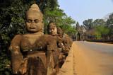 porte d'entrée d'angkor thom