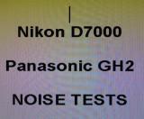 GALLERY:  Nikon D7000 Panasonic GH2 Noise Tests