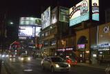 Panasonic GH2 versus Nikon D7000 street shots night 2000 ISO