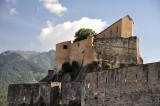 Corte, citadel