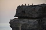 Walkers on Crocodile Rock