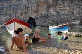 Inland pool, Dwejra Bay