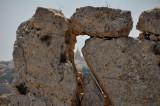 Ggantija neolithic temple stones