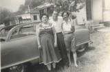 Grandma (Maria Diez), Tony Diez (Uncle Tony) and his wife Rosalie