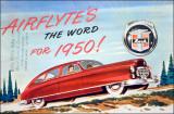 1950 Nash Ambassador Statesman Ad