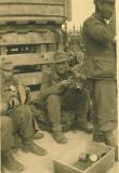 WWII GERMAN PRISONERS