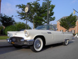 1957 Thunderbird Bird Convertible just like the one in the previous photo