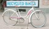 Different color but Sandra Serrano's Schwinn Girl's tank bike