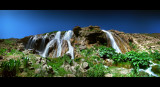 Sefidab Waterfall