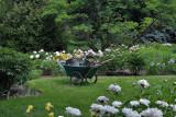 Le travail d'un jardinier n'est jamais terminé