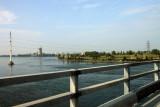 Sur le pont Victoria