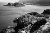 Newfoundland coast line