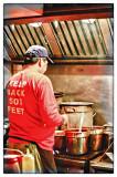 Stirring Chili