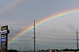 Rainbow at the Crossroads