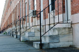 Baltimore's White Marble Steps