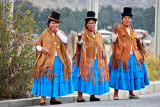 Aymara Traditional Dress