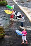 Umbrella Shakedown