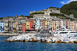 Porto Venere Waterfront