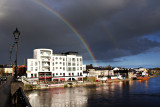 Riverfront Rainbows