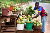 Roadside Mango Stall