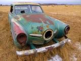 Old car B249160