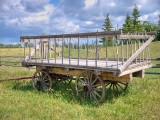 Restored hay rack 0110