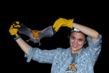 Katie with greater fishing bat.JPG