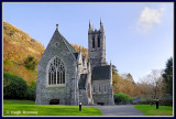 Ireland - Co.Galway - Kylemore Abbey - The Gothic Church