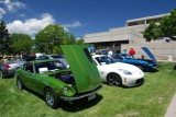 Exotic Sports Car Show and Conquers D'Elegance
