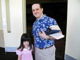 Andrew & Daughter