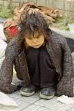 China sick homeless and mentally ill