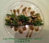 My Zucchini Salad
