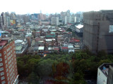 The View from the 19th Floor at Taipei Regent