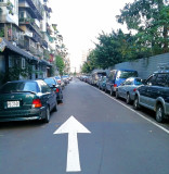 The Alley of  Yansou Street