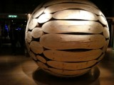 Big Wooden Ball